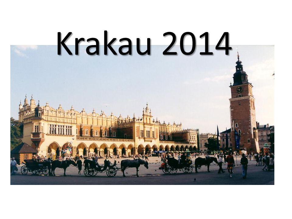 Krakau 2014