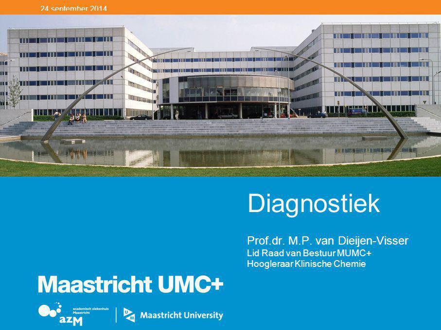 2 (Laboratorium)diagnostiek moet anders….