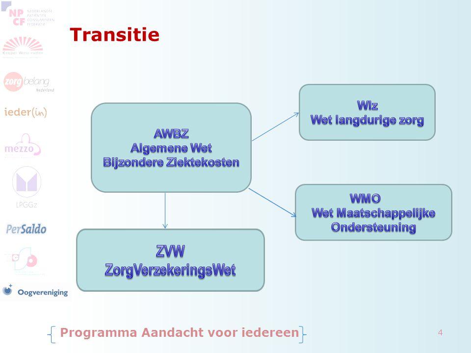 Transitie Programma Aandacht voor iedereen 4