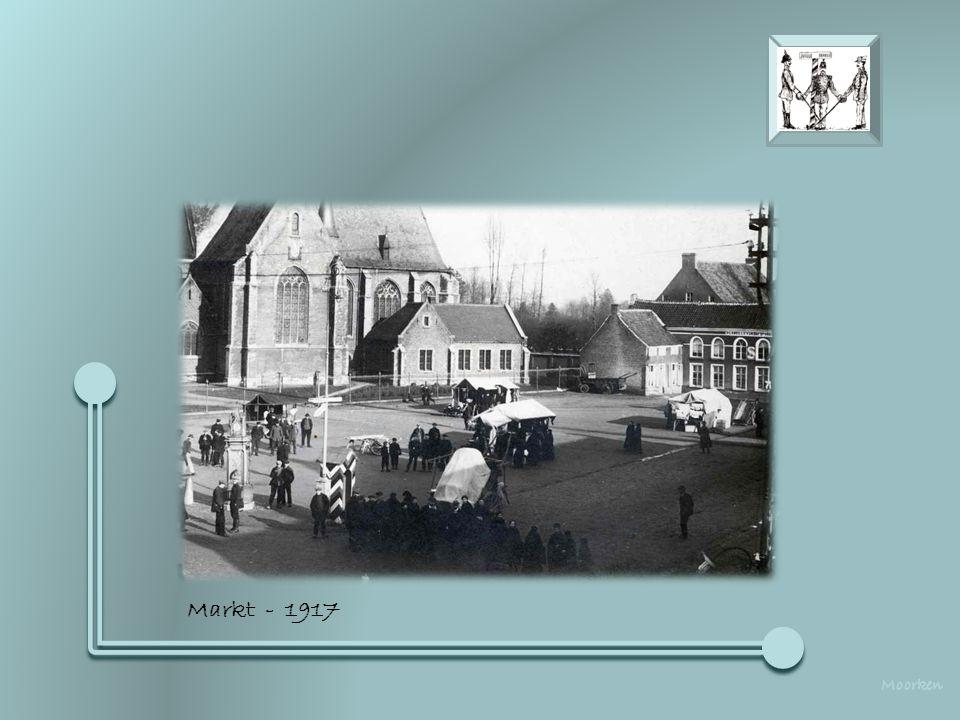 Hellestraat - Kapel ingericht als wachtpost