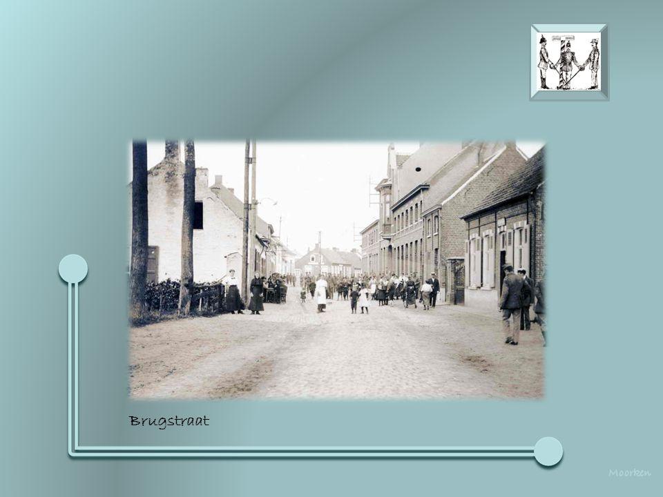 Koewacht 1916 - Die Lustige Stube