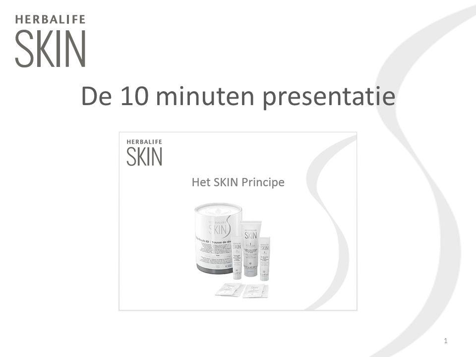 De 10 minuten presentatie 1