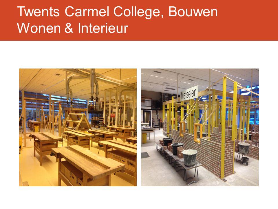 Twents Carmel College, Produceren Installeren & Energie