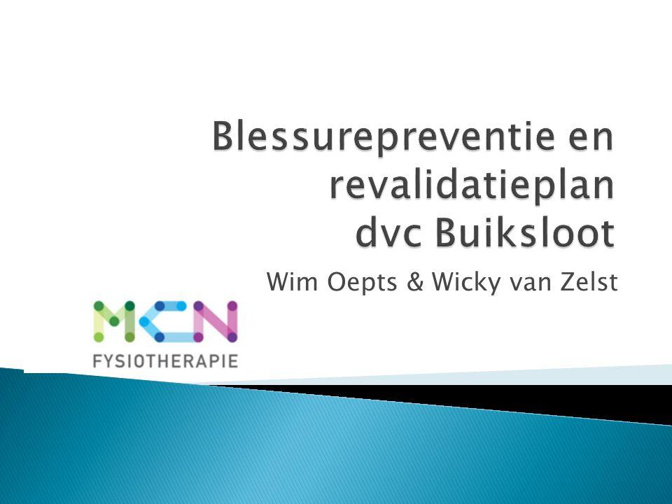 Wim Oepts & Wicky van Zelst