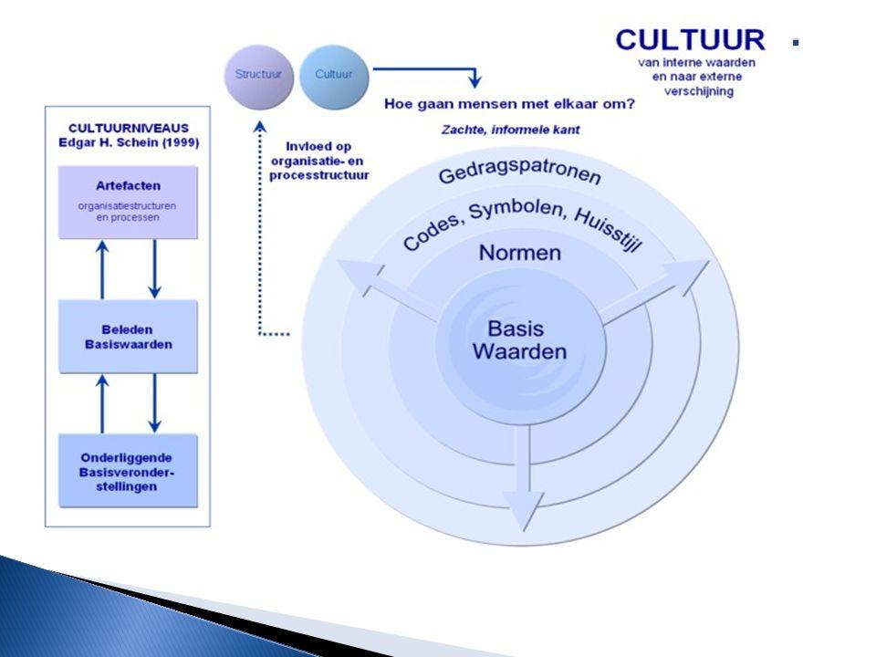 In essentie is het kader een zingevend verhaal voor de uitvoerende organisatie, zijn omgeving en de stakeholders In geval van de tunnelstandaard: '80/20 verhaal'