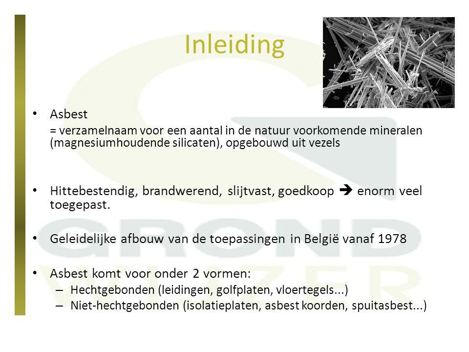 Hoe kijkt Grondwijzer aan tegen asbesthoudende grond in het grondverzet.