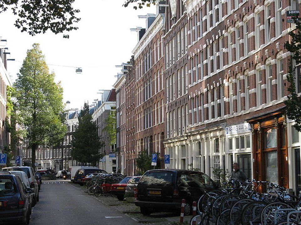 19 e eeuwse wijk: De Pijp, A'Dam Bron: http://upload.wikimedia.org/wikipedia/commons/b/b3/Map_NL_-_Amsterdam_- _De_Pijp.png