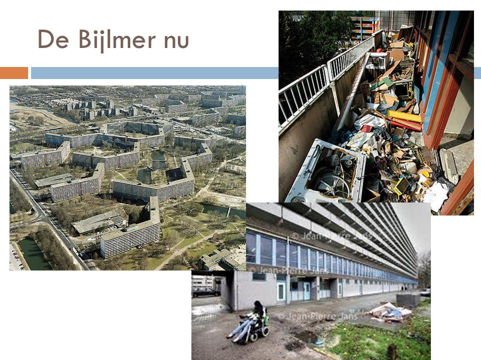 De Bijlmer nu