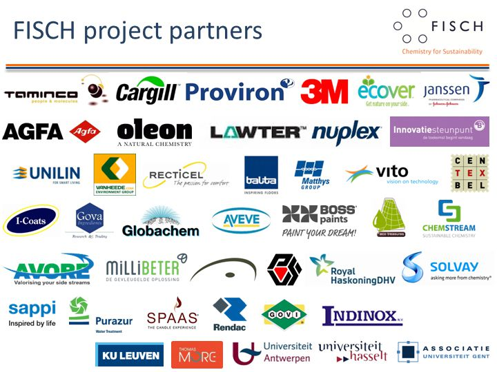 FISCH project partners