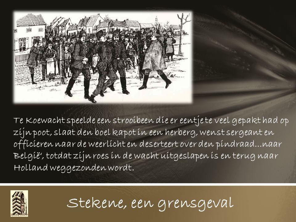 Nu beginnen de Hollandse Jantjes ook te menen dat ze moeten doodschieten om zich te doen gelden. Zo werd Petrus Van Remoortel van Nieuwdorp in de scho