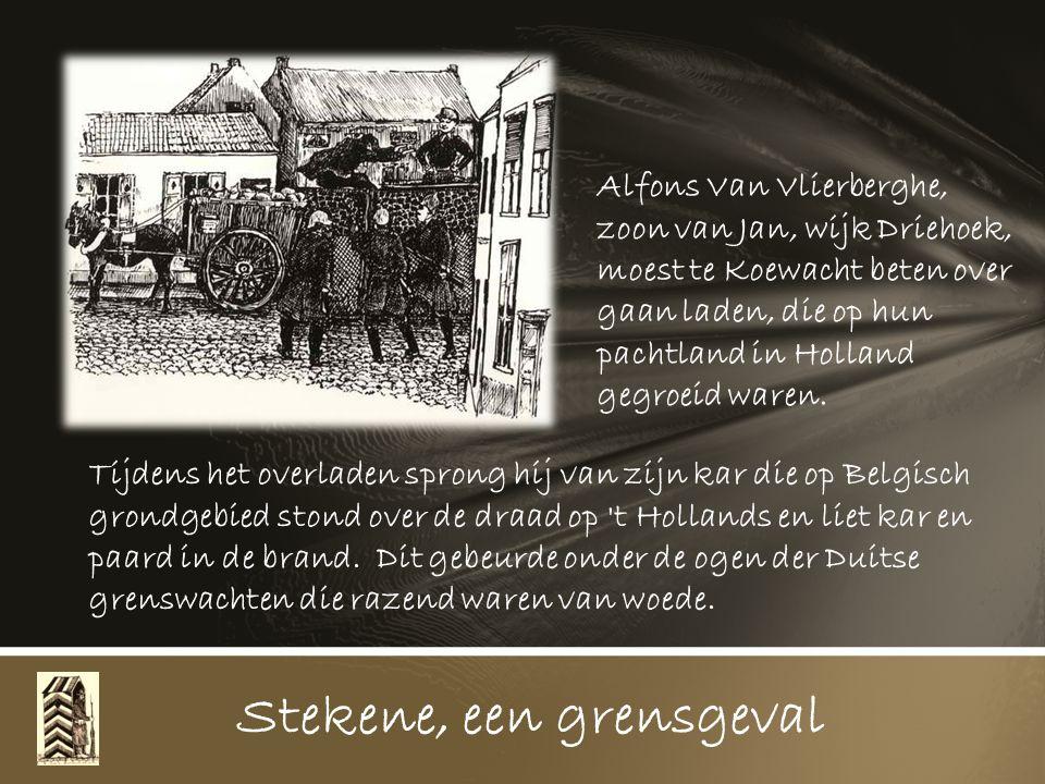Als het geweten werd langs waar de jongens uit den Polder in Holland geraakt zijn, willen er waaghalzen van alle kanten, niet minst van Stekene de kan