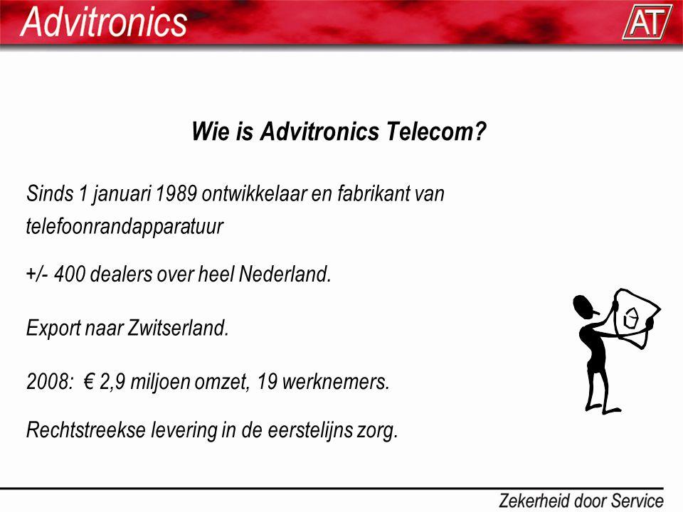 Wie is Advitronics Telecom.
