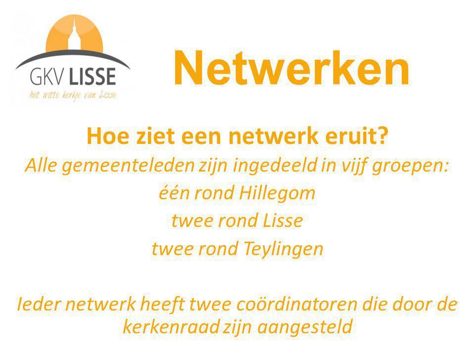 Hoe ziet een netwerk eruit.