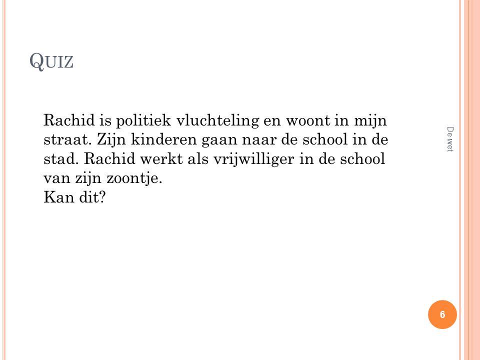 2.D EFINITIE VRIJWILLIGERSWERK .