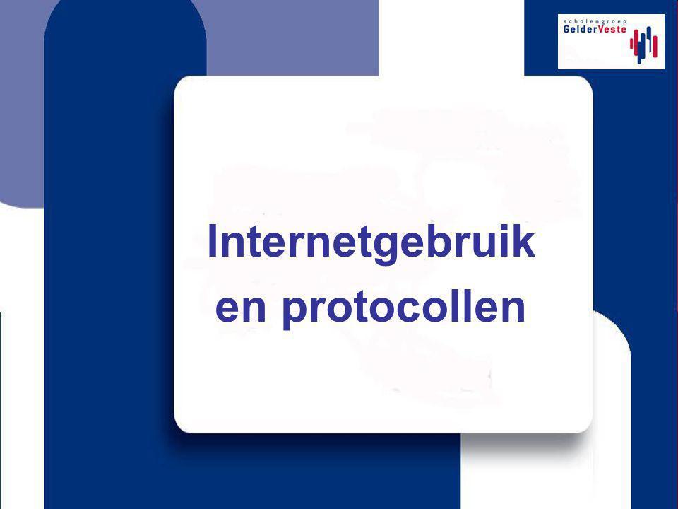Internetgebruik en protocollen