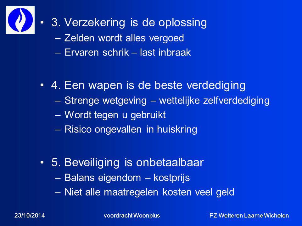 23/10/2014 voordracht Woonplus PZ Wetteren Laarne Wichelen 3.
