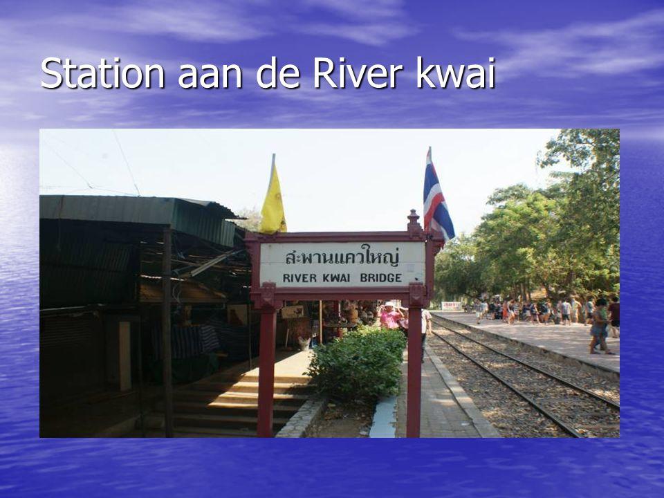 Station aan de River kwai