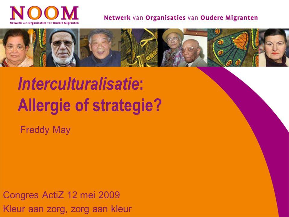 Interculturalisatie is het proces, waarbij de organisatie verandert naar een multiculturele instelling.