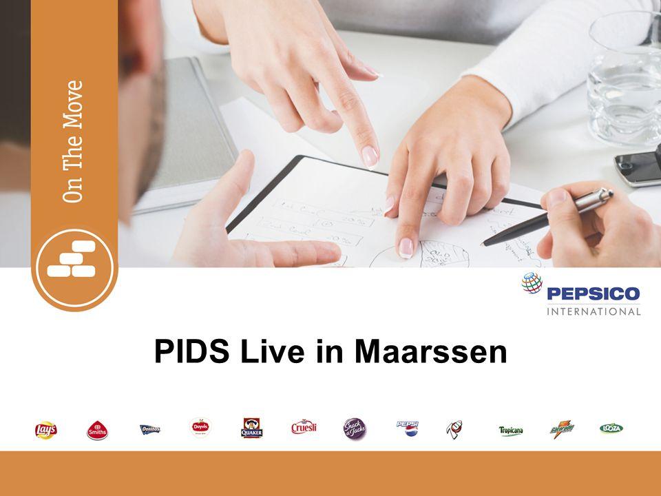 Public Information Display System Sinds maandag 18 februari live In samenwerking met de afdeling IT startten we een aantal maanden geleden het project PIDS.