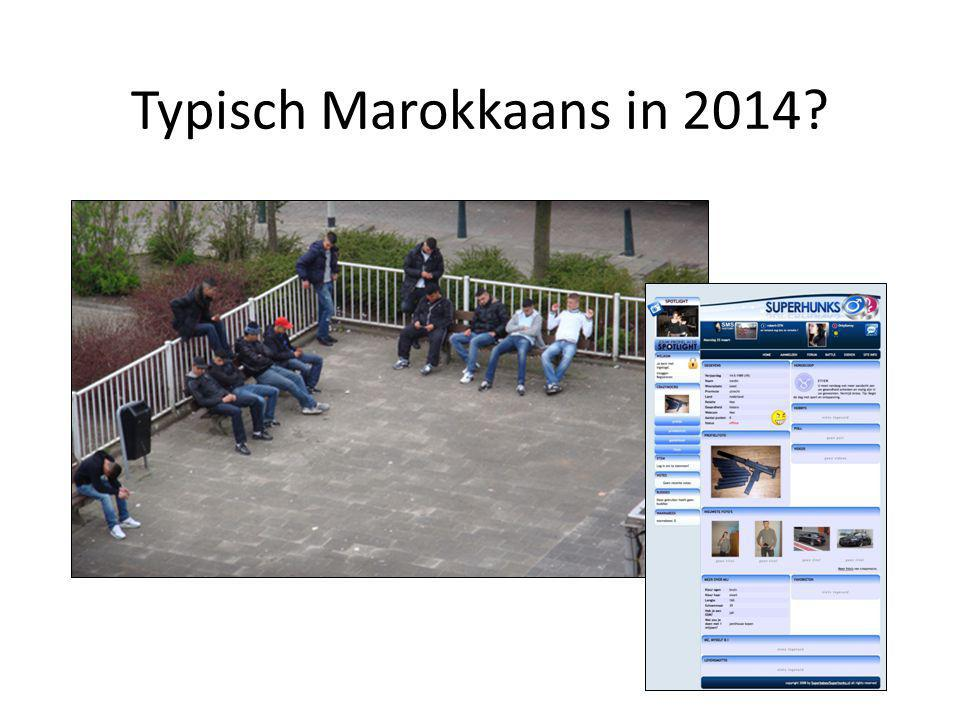 Typisch Marokkaans in 2014
