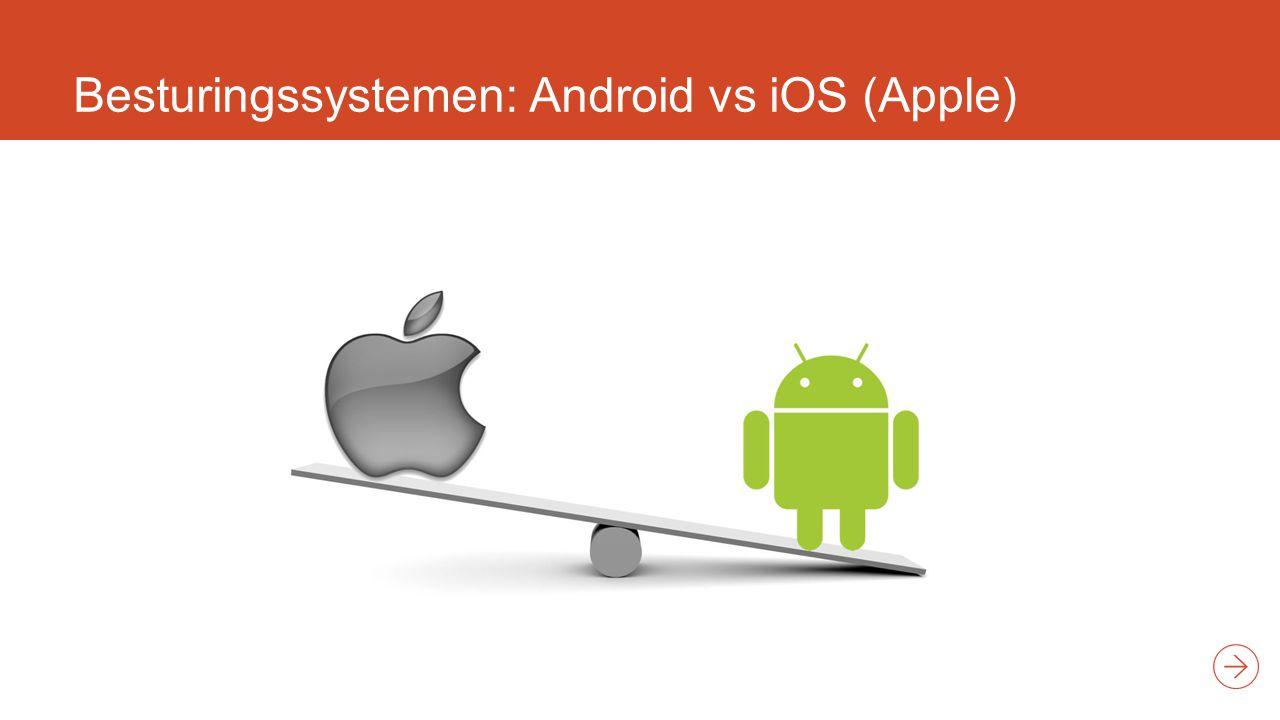 App's – iOS (Apple)