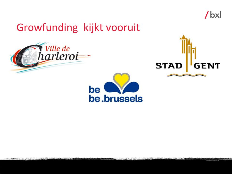 | Growfunding kijkt vooruit