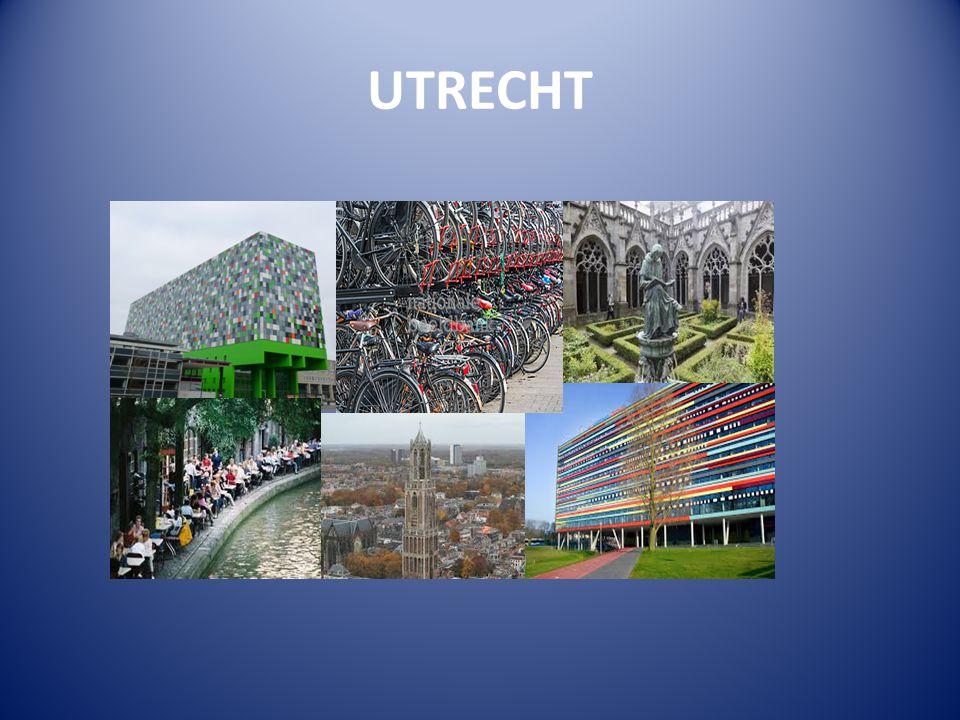 Studeren in Utrecht De stad Utrecht is de hoofdstad van de provincie Utrecht, waar o.a.