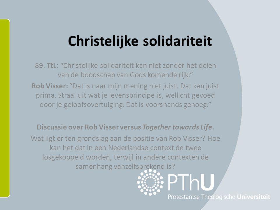 Christelijke solidariteit 89.