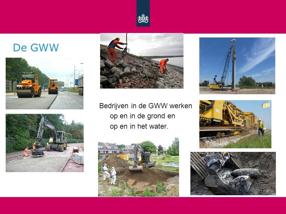 In het kort: Sectoraanpak GWW Het werk in de GWW is vaak onveilig.