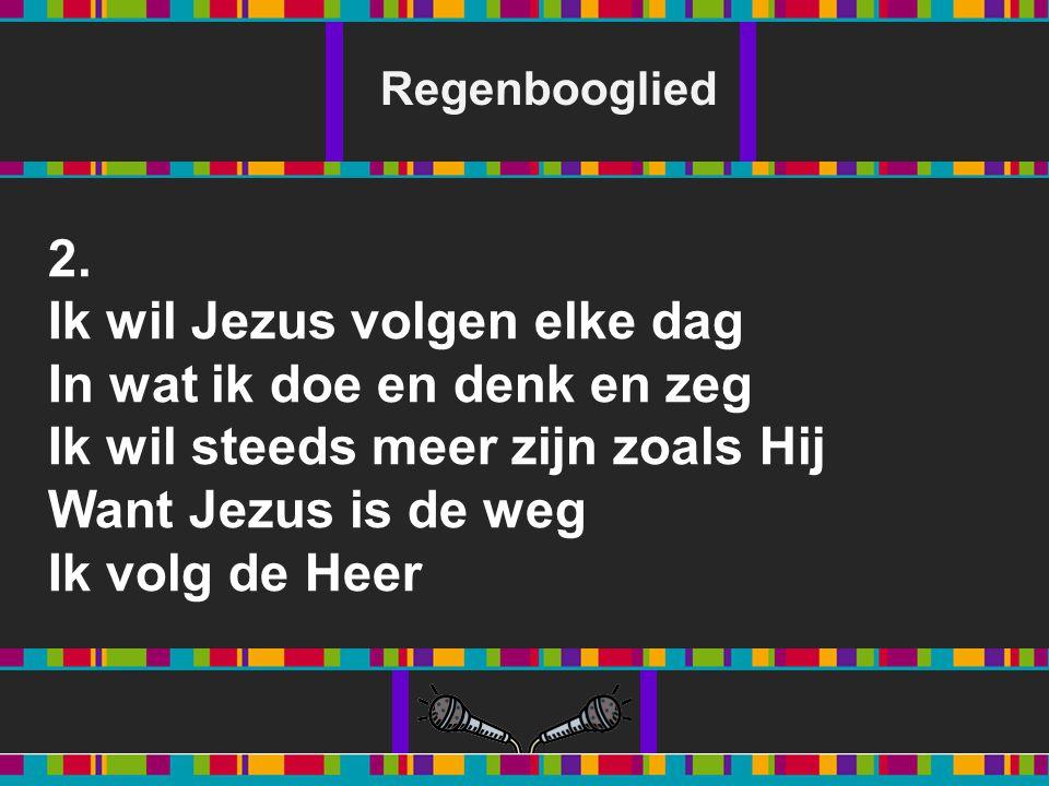 Opwekking 347 3-8 Refrein: Jezus, Hij is Heer, Hij is Heer. (4x) Naam aller Namen. (2x)