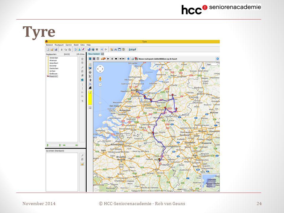 Tyre November 2014© HCC-Seniorenacademie - Rob van Geuns24