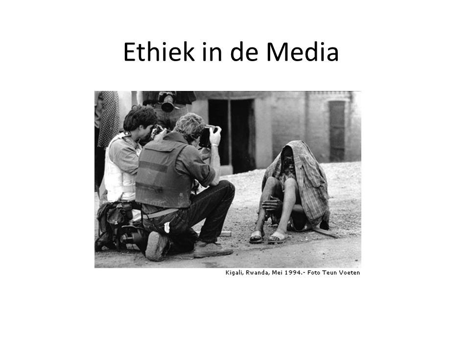 Ethiek in de Media