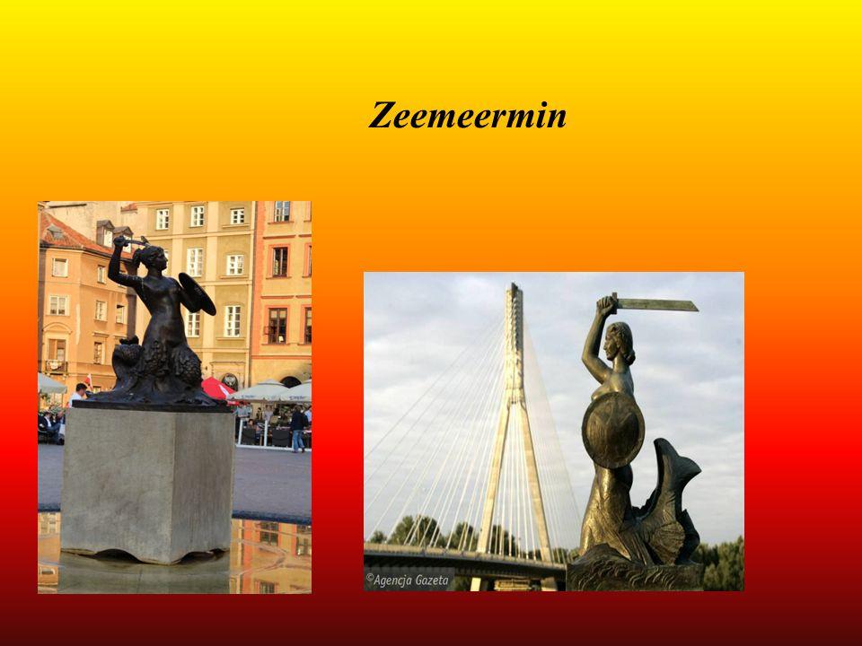 Warszawa is niet de oudste stad van Polen, maar wel een oude stad.