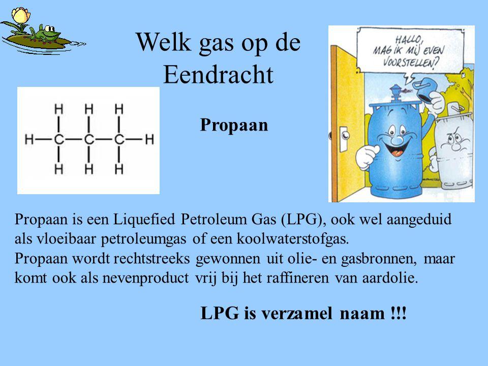 Propaan is een Liquefied Petroleum Gas (LPG), ook wel aangeduid als vloeibaar petroleumgas of een koolwaterstofgas. Propaan wordt rechtstreeks gewonne