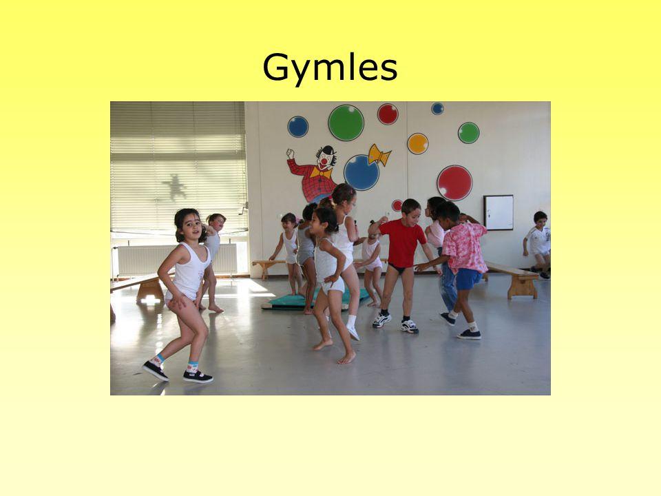 Andere activiteiten Schrijfdans Televisie kijken Drama Gymles Spelles Tjoepie (luistervaardigheidsprogramma)