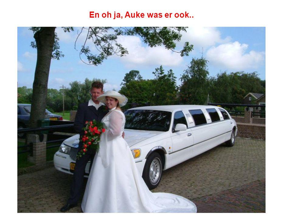 En oh ja, Auke was er ook..