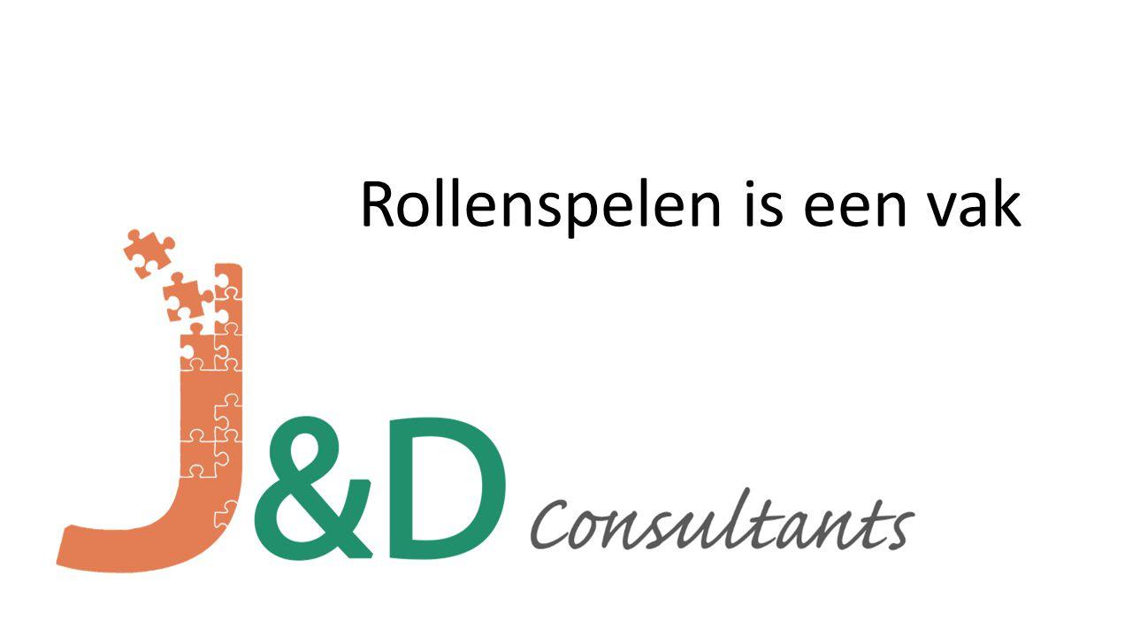 Even voorstellen J&D Consultants Janny Bos Natasja van Loenen Dirk Hoogland HR-advies Zorgadvies Acteurs