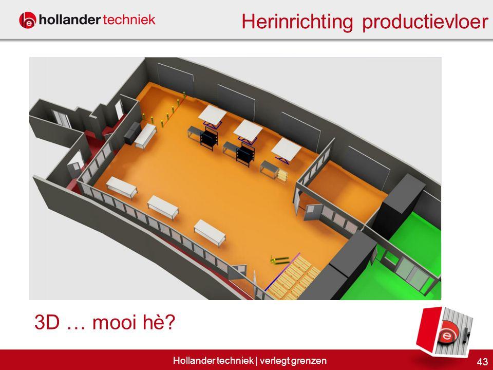 43 Hollander techniek | verlegt grenzen 3D … mooi hè?