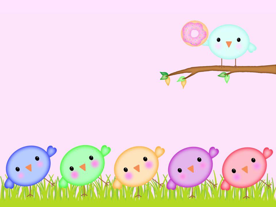 Speluitleg: Verdeel de klas in vijf groepen en geef elke groep zijn eigen kleur vogel.
