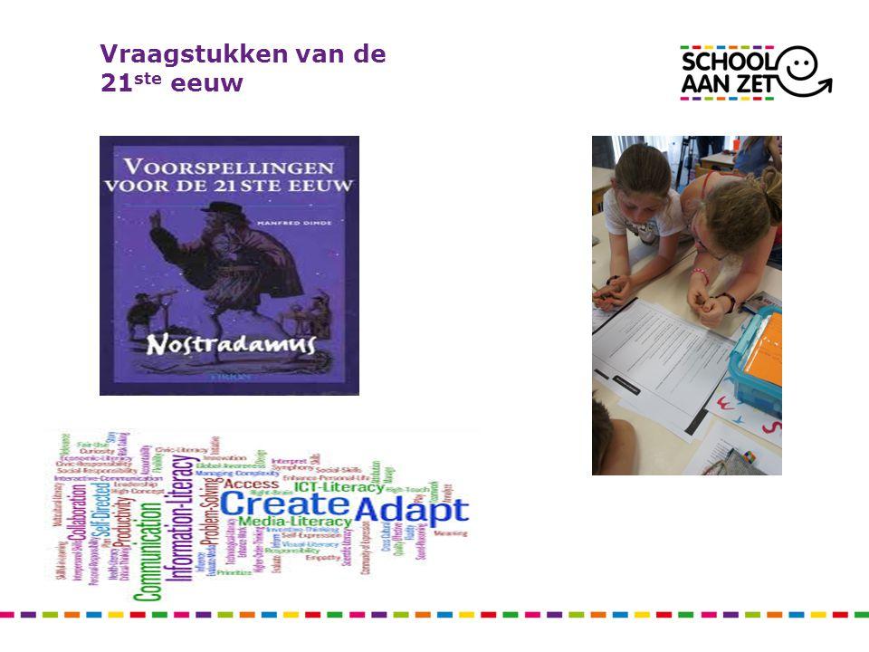 Materialen op de website Theoretisch kader; Achtergrondinformatie over: onderzoeken leren; hoe excellente leerlingen leren.
