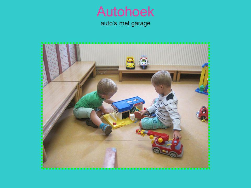 Autohoek auto's met garage