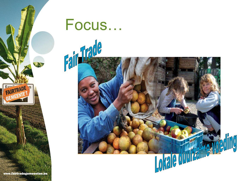 Wat is Fair Trade.