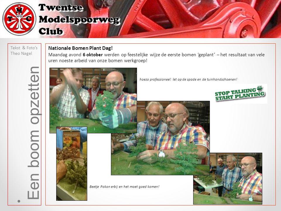 Jubilaris Tekst & Foto's Theo Nagel Zoals gemeld was op 1 oktober Wim Kruijer 25 jaar lid van de TMC.