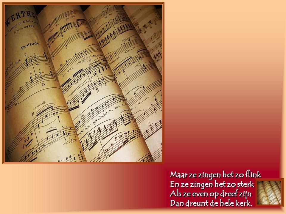 Heer, ik kom hier om te twijfelen Twijfelen of U bestaat. Ze zingen: Halleluja Dat slaat op U, ja, inderdaad.