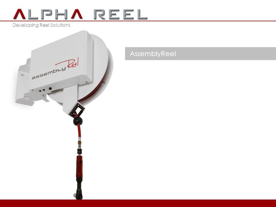 2012 © ALPHA REEL bvba Developing Reel Solutions 2012 © ALPHA REEL bvba
