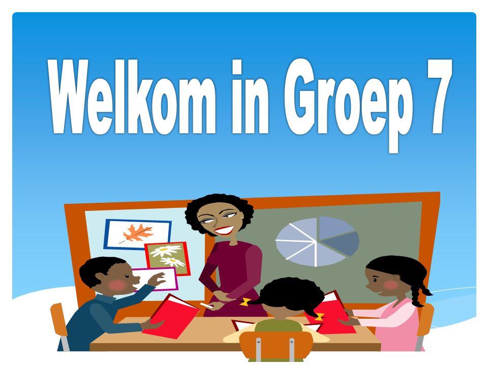  In groep 7 wordt het verkeersexamen afgenomen:  Ouders kunnen hun zoon of dochter voorbereiden op het VVN Verkeersexamen.