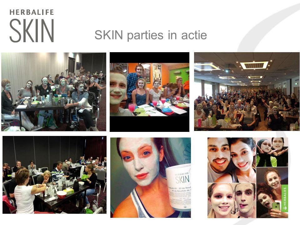 SKIN parties in actie 13
