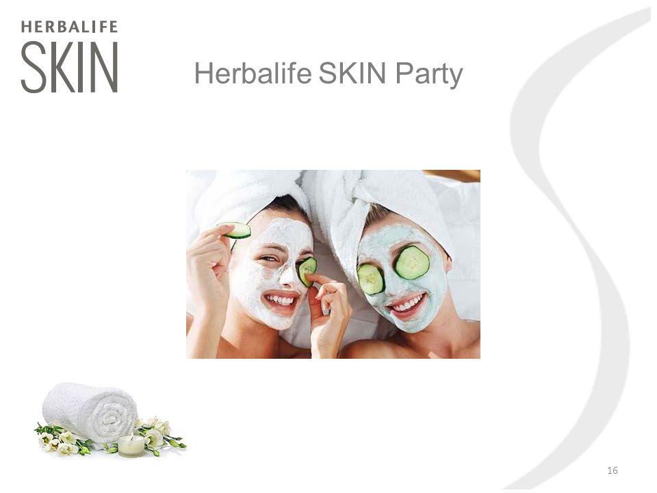 Herbalife SKIN Party 16