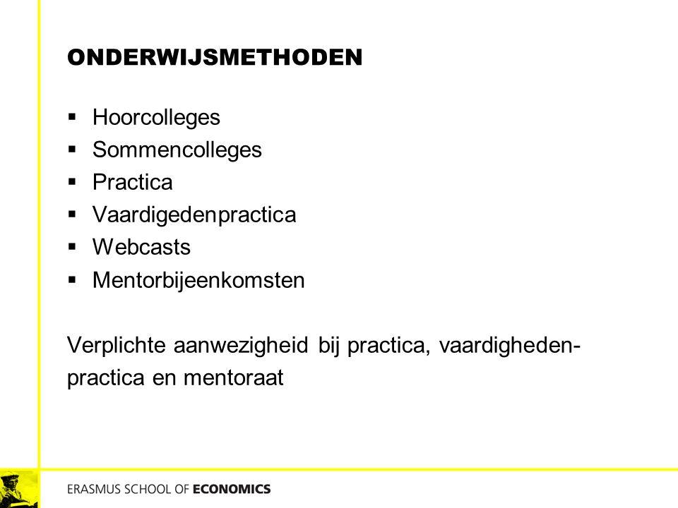 Criteria  In het eerste jaar minimaal 60 ECTS, waarvan minimaal 48 voor economie behalen.