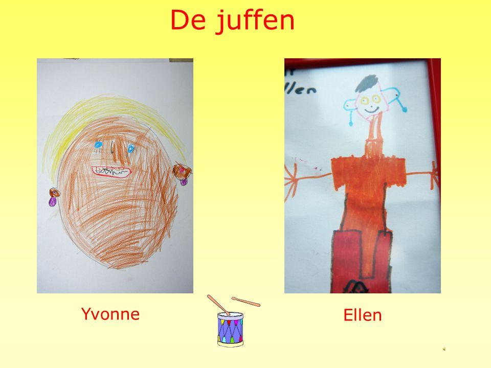 De juffen Yvonne Ellen